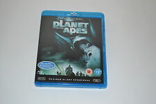 PLANET OF THE APES ( MARK WAHLBERG ) - BLU RAY