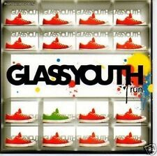 (702S) Glass Youth, Run - DJ CD