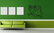 Wall Stickers Vinyl Decal Funny Puppy Animal Pet For Children ig1440