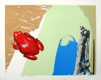 MICHAEL JAY KNIGIN  - ORIG. Farbserigraphie - HANDSIGNIERT, NUM., VK: 480 Euro