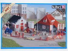 "Lot 11508 | Kibri n 7020 ""cultura foro-parque industrial"" café kit nuevo embalaje original"