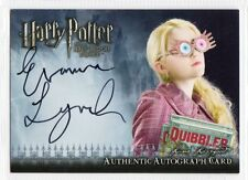 Evanna Lynch ++ Autogramm ++ Harry Potter ++ Sindbad ++ Autograph