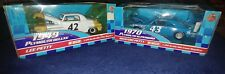 Lot of 2 Factory Sealed Petty Racing 50th Anniversary Limited Edition 1:24 Cars