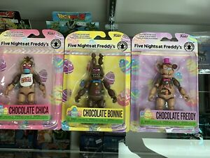 Funko Five Nights At Freddy Action Figure Complete Set