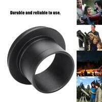 Black 1.25inch to T2/1.25 Eyepiece Insertion to M42 Prime Telescope T Adapter