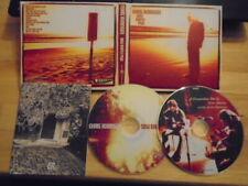 RARE OOP Chris Robinson CD DVD New Earth Mud BLACK CROWES Big Sugar brotherhood