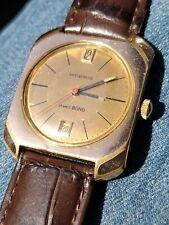 Rare vintage moeris James bond 007 manual movement men wrist watch