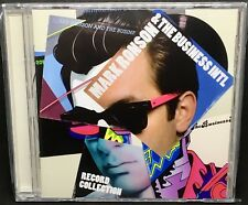 MARK RONSON & THE BUSINESS INTL - RECORD COLLECTION, CD ALBUM.