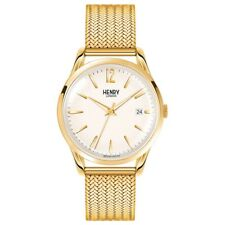 Henry London HL39-M-0008 Ladies Westminster Mid Champagne Gold Watch RRP £125