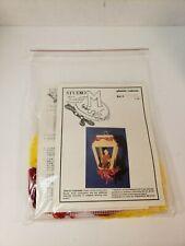 Plastic Canvas Kit Christmas Lantern Candle 229320 Vintage Studio M