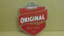 Thwaites Original Best Bitter Ale Beer Pump Clip Pub Collectible 52