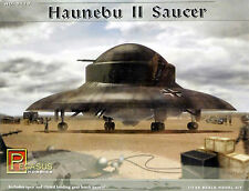 Pegasus 1/144 Haunebu II German Flying Saucer WWII UFO MODEL KIT 9119