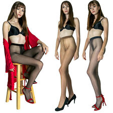 Gabriella Exclusive 10 Sheer to Waist Pantyhose - Ultra Sheer Shiny Hosiery