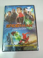 Spider-Man Lontano de Casa Marvel - DVD + Extra nuevo