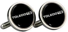 Triumph Toledo TS Logo Cufflinks and Gift Box