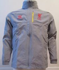 New  Liverpool Warrior training rain jacket for boys size LB