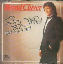 """7"""" Bernd Clüver/Der Wind Von Palermo"""