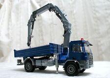 Hoist Crane Truck Freight Car Die Cast DIECAST Scale 1:50 #G6-1169