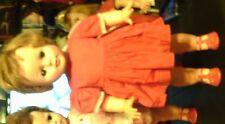 """21-22"""" IDEAL KISSY DOLL RED DRESS VINTAGE K-21-1 MAKE OFFER"""