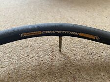 CONTINENTAL COMPETITION TUBULAR TYRE  700  x  22 mm,  NEW & UNUSED.