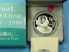 manueduc   FRANCIA  2006  1,5  EURO PAUL CEZANE ESTUCHE PLATA PROOF