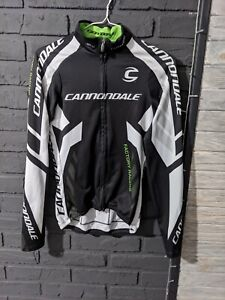 Cannondale SUGOI Facory Racing full zipp   Insulated Jacket Sz S