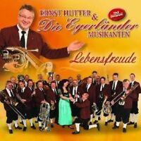 "ERNST HUTTER ""LEBENSFREUDE"" CD NEU"