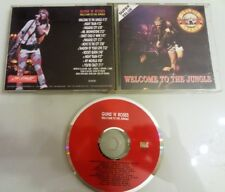 Guns N' Roses  – Welcome To The Jungle  cd