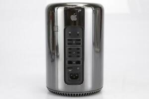 Apple Mac Pro 2013 6 Core 3.5GHz D700 64GB 512GB SSD