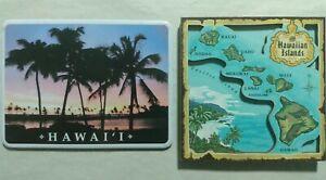 2 Hawaii Magnets