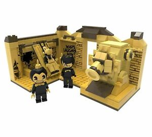 Bendy and the Ink Machine - Room Scene 265 pieces