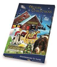 JR Farm Adventskalender für Hunde 140g (€ 7,85/100g) getreidefreie Hundekekse