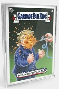 GPK Garbage Pail Kids Disgrace to White House New Hampshire Primary Set #2 Trump