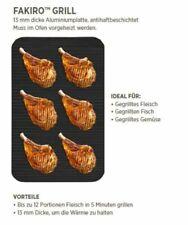 UNOX Backblech FAKIRO GRILL GN 1/1 (Grillplatte, Teflon beschichtet) VE=2 Stück