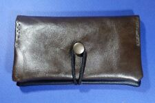 Rolling Tobacco Pouch. Brown.