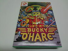 Bucky O'Hare Nintendo Famicom Japan NEW