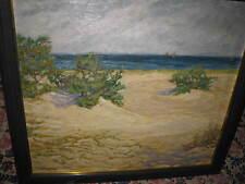 HÜPPE Elsa, *1879 Strand an der Ostsee  MUSEAL !!!!!!!!!!!
