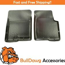 Husky Liners 32311 - Classic Style - Custom Fit Floor Mats - Front Row - Black