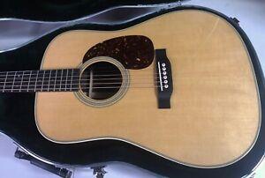 Unplayed! 2021 Martin Standard Series D28 Acoustic Guitar - Original Case SAVE!