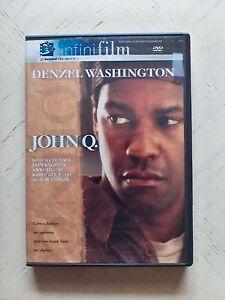 John Q. DVD 2002 - Denzel Washington