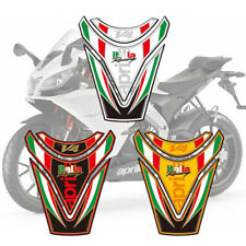 Motorcycle 3D Tank Protective Sticker Decals For Aprilia Rsv4 R Tuono V4 2009-11