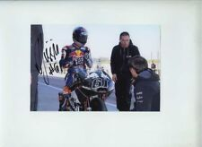 Arthur sissis Red Bull KTM AJO MOTO 3 GRAND PRIX STAGIONE 2012 firmato fotografia 2