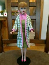 Vintage Barbie Doll Shiny Blonde Ponytail #5 Near Perfect Condition!