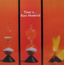 Time Is... RAW MATERIAL LP - Akarma