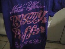 NWT Harry Potter Pygmy Puffs Shirt Purple Pink Universal Studios Sz Small Girls