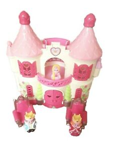 ELC Happyland Castle Royal Princess Palace Queen King Figure Children's Toy