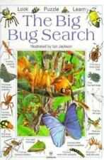 The Big Bug Search (Great Searches)-ExLibrary