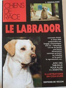 Le Labrador par L. Ginoulhiac