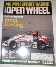 Open Wheel Magazine Brent Kaeding & Ventura February 1992 072214R