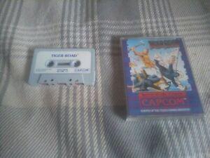 ZX Spectrum 48K/128K -Capcom- Tiger Road - Tested & Working - Free UK Postage